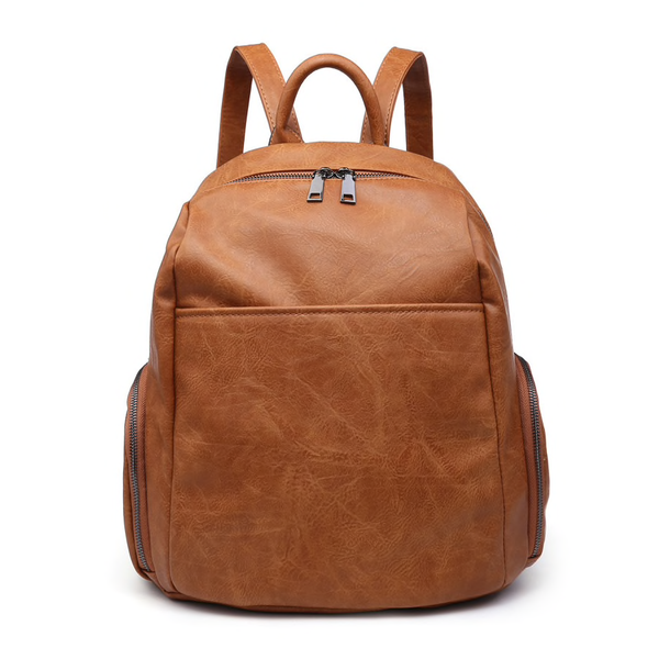 Jen & Co. Vegan Leather Backpack