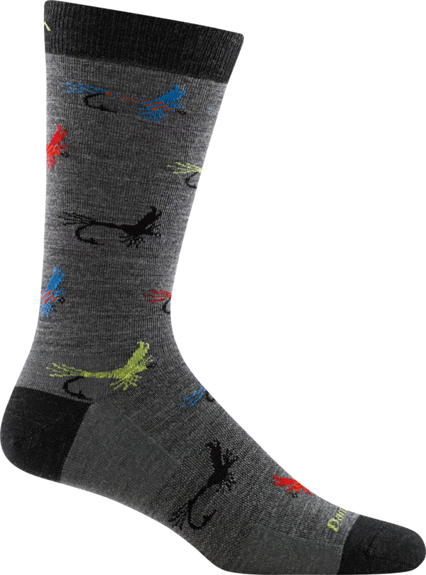MEN'S POP MCFLY CREW LIGHTWEIGHT SOCKS
