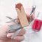 Kikkerland Fox Manicure Kit