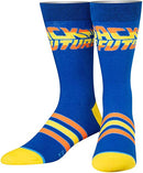 Back To The Future Mens Crew Socks