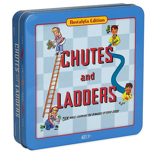 Chutes And Ladders Nostalgia Edition