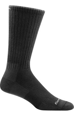Men's Black Standard Mid-Calf Lightweight