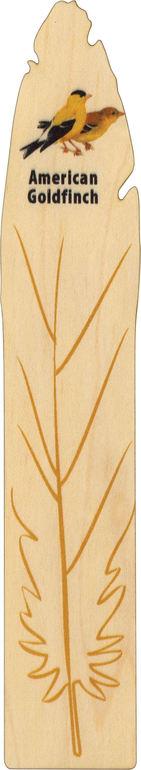 American Goldfinch Bookmark