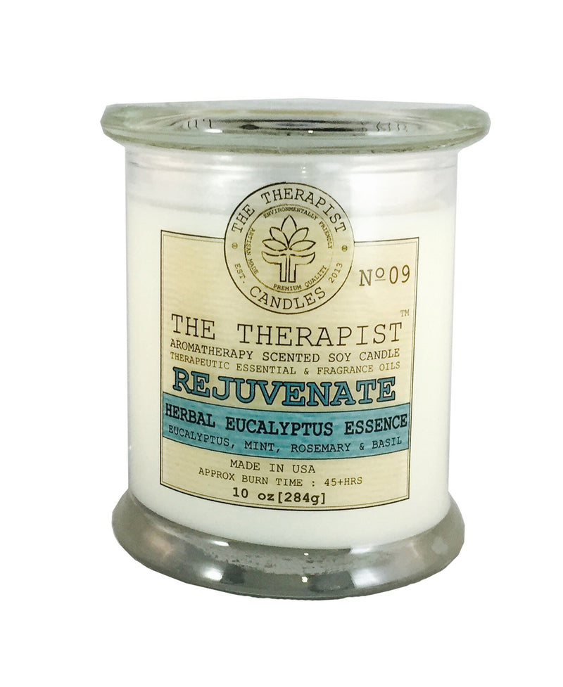 The Therapist Candle Rejuvenate Candle (Locally Made)