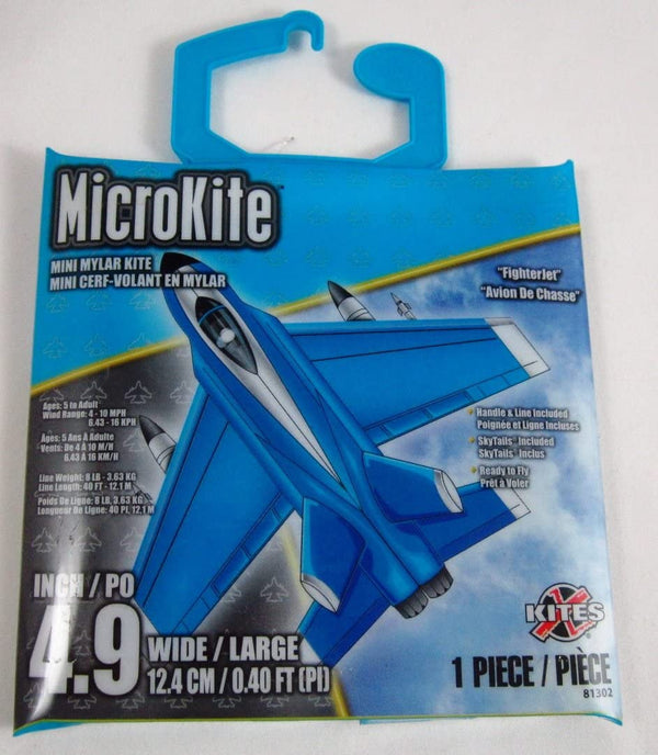 Micro Kite Fighter Jet