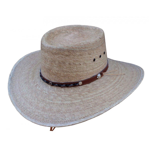 Explorer White Palm Hat