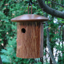 Byer of Maine Natural Mango Wood Bird Home