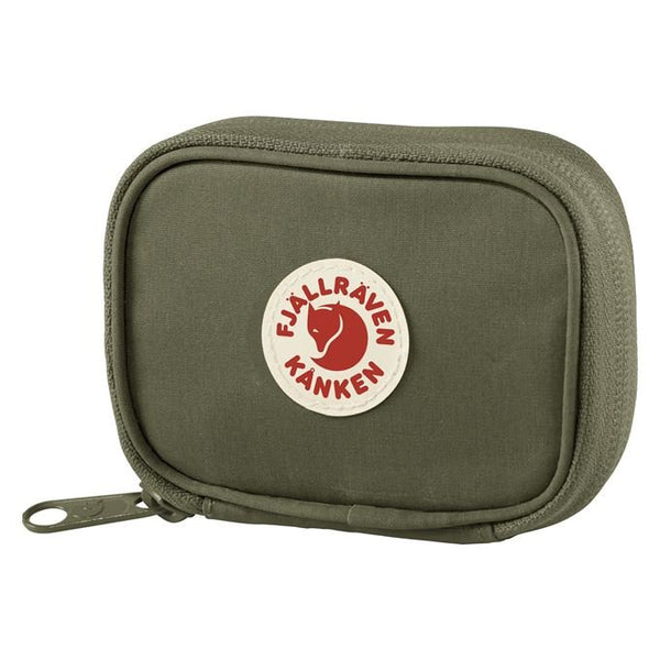 Kanken Card Wallet Green