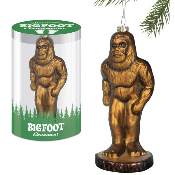 Archie McPhee Bigfoot Ornament