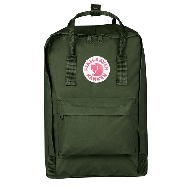 "Kanken Laptop 15"" Forest Green"