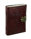 Moon Goddess Leather Journal