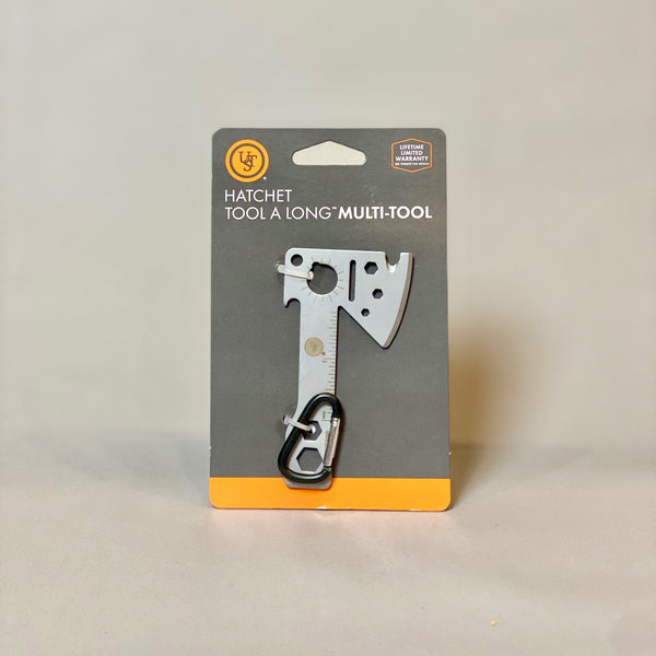 UST Tool Along Hatchet Multi-Tool