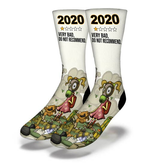 2020 Very Bad Socks