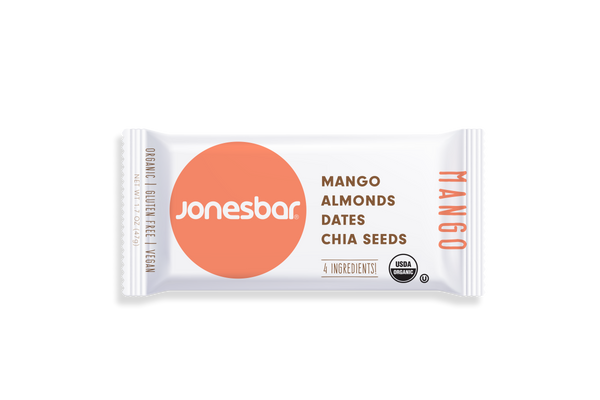 Jonesbar Organic Energy Bar