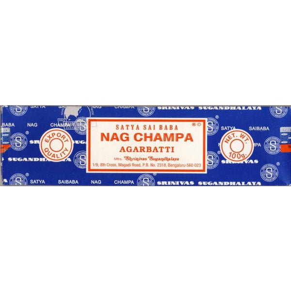 NAI Large Nag Champa Incense