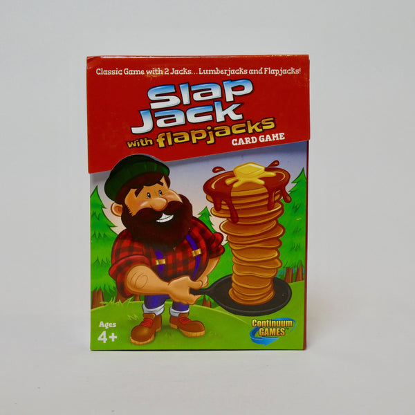 Slap Jack w/ Flapjacks Card Game