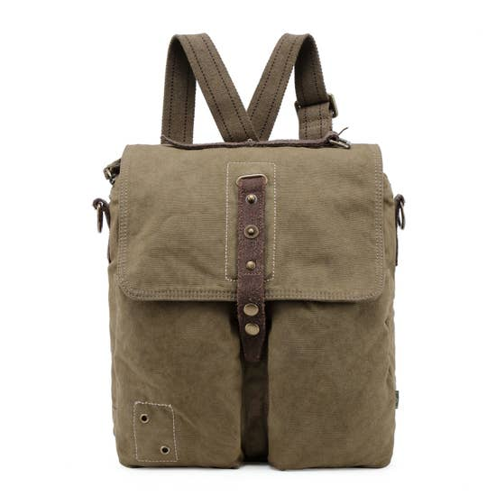 Coastal Canvas Mail Bag