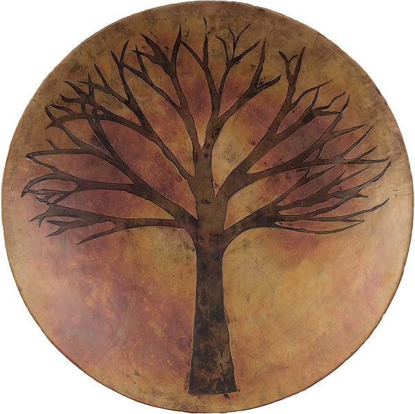 Tree Flamed 12""