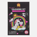 Unicorn and Friends Colouring Set