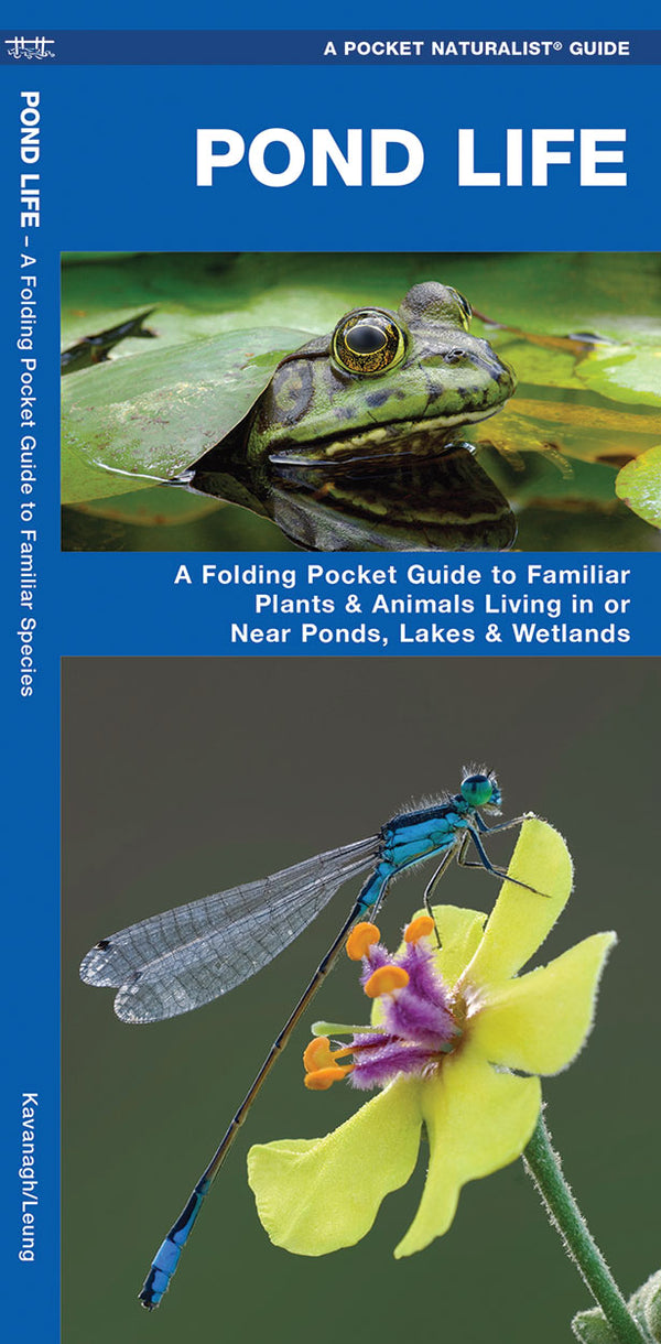 Pond Life Pocket Guide