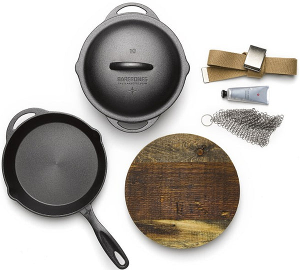 Classic Cast Iron Kit