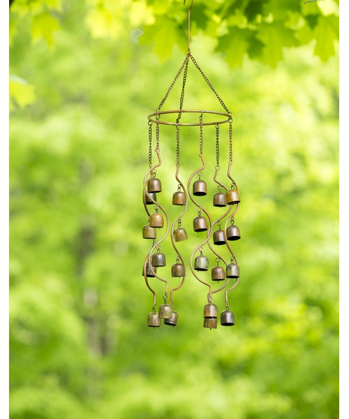 Bells Mobile Flamed Hanging Wind Chime