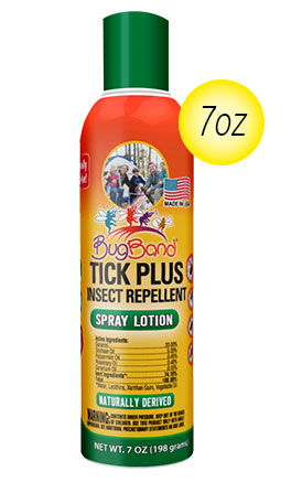 Tick Plus Insect Repellant (Geraniol Based)