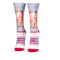 The Plastics Mean Girls Womens Crew Socks