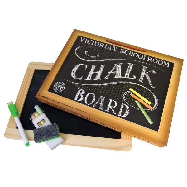 Victorian Schoolroom Chalk Board