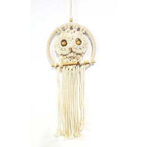 Dream Catcher With Owl