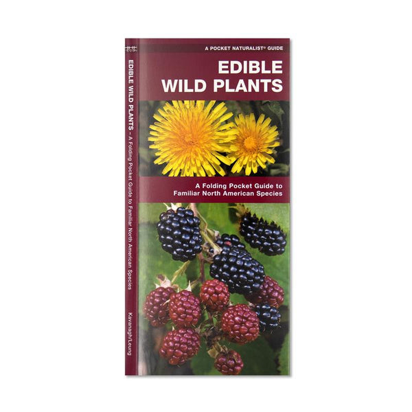 Edible Wild Plants Pocket Guide