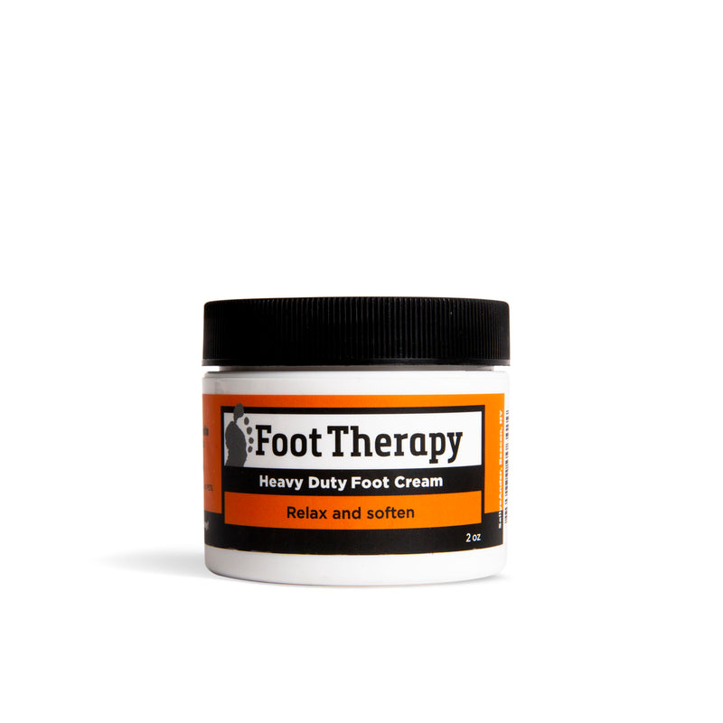 Heavy Duty Foot Therapy Cream