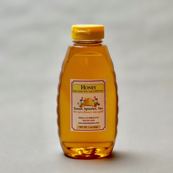 Tassot Local Raw Honey (Locally Made)