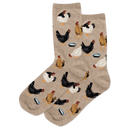 Hot Sox Women's Chicken Socks