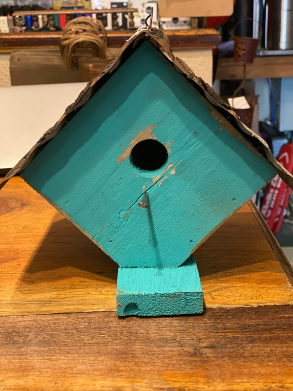 Rustic Birdhouse Diamond Shape (Made in Pennsylvania)