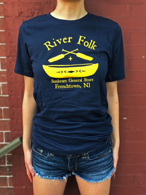 Sunbeam General Store River Folk T-Shirt
