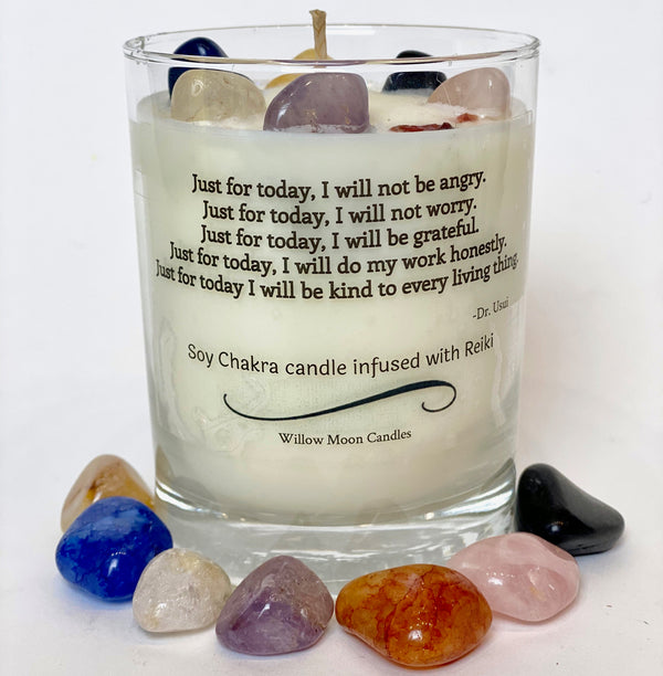 Chakra Candle (Locally Made)