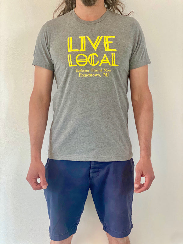 Sunbeam General Store Live Local T-Shirt