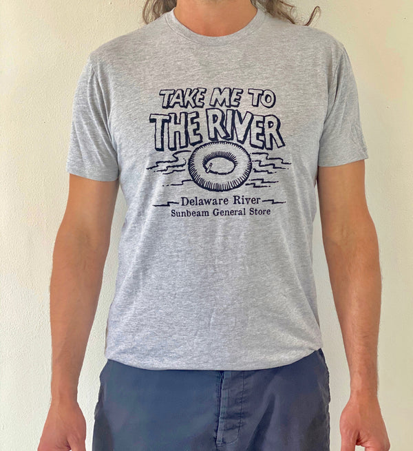 Sunbeam General Store Take Me To The River T-Shirt