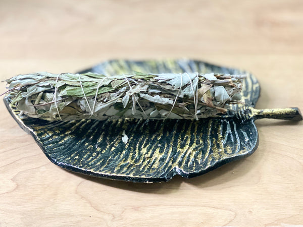 Sunbeam General Store White Sage with Lavender Smudge Stick