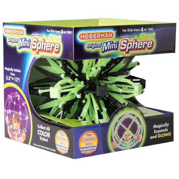 Hoberman Sphere Mini Firefly