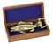 Brass Fish Bottle Opener with Box