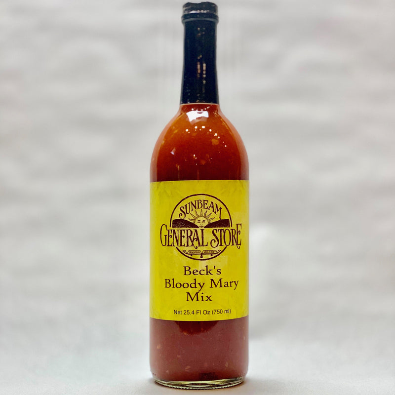 Sunbeam General Beck's Bloody Mary Mix