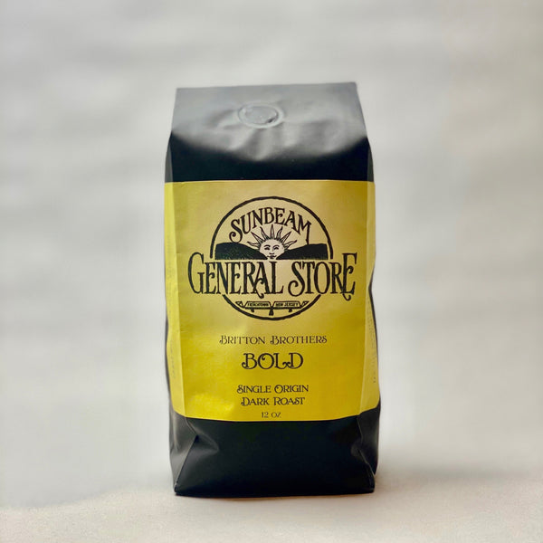 Britton Brothers Bold Coffee (Locally Made)