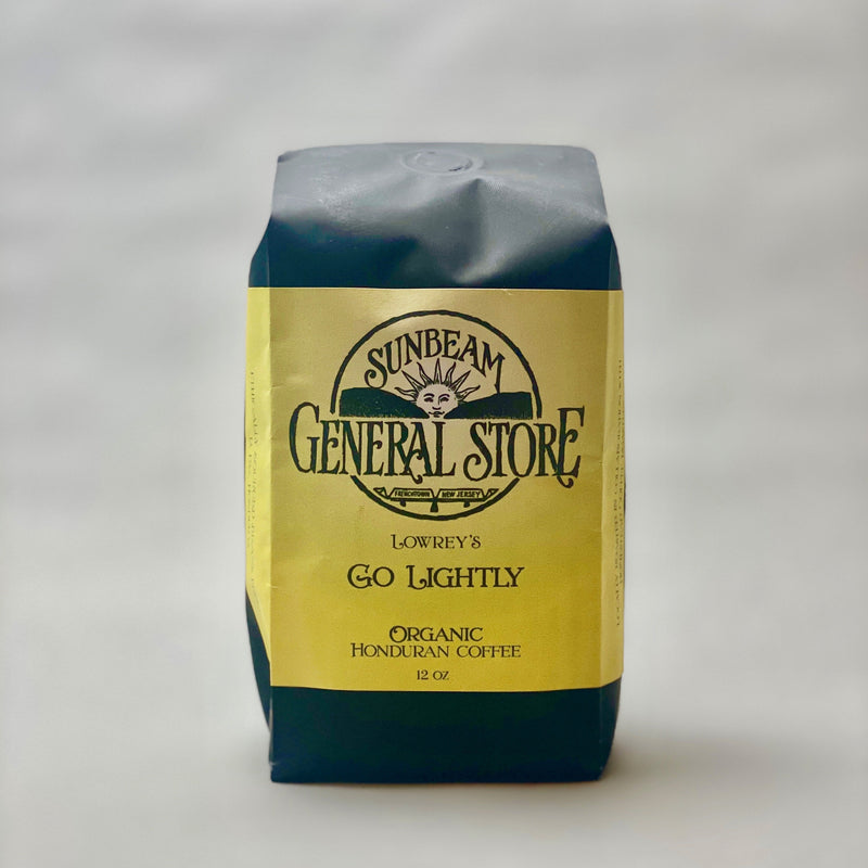Sunbeam General Lowrey's Go Lightly Coffee