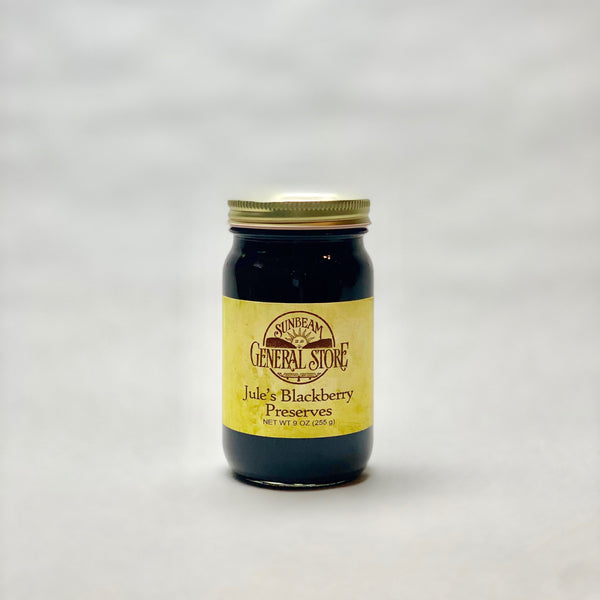 Sunbeam General Jules Blackberry Jam