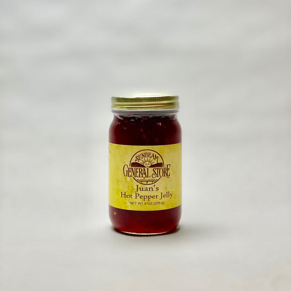 Sunbeam General Juan Hot Pepper Jelly