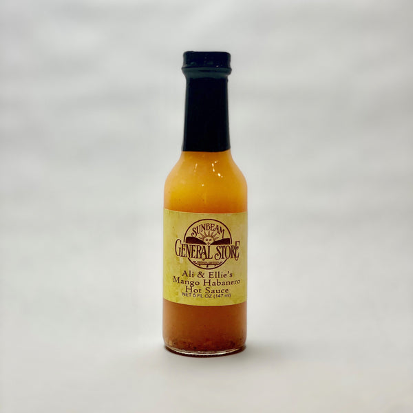 Sunbeam General Ali And Ellie's Mango Habanero Hot Sauce