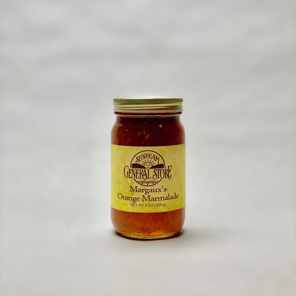 Sunbeam General Margaux's Orange Marmalade