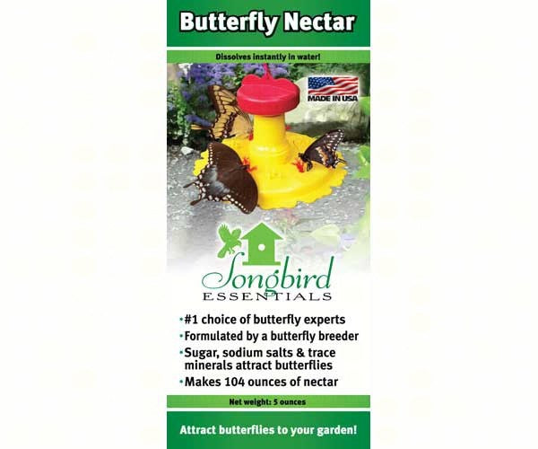 Butterfly Necture